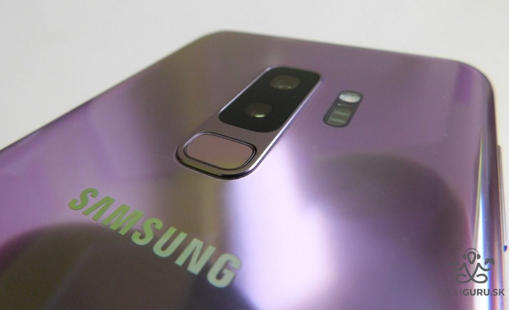 Samsung Galaxy S9+ recenzia 13