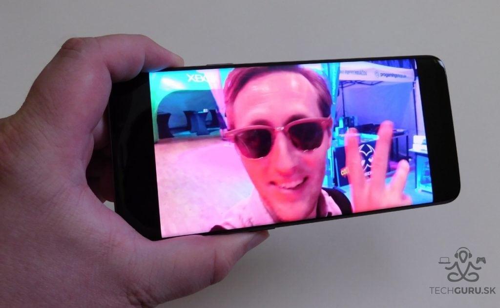Samsung Galaxy S9+ recenzia Sajfa