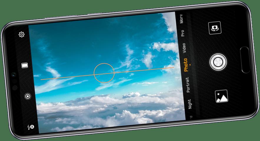 Huawei P20 Pro vychytávky 01