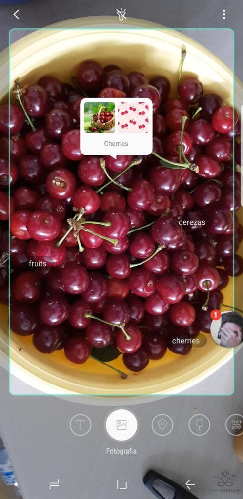 Samsung Galaxy S9+ recenzia 10