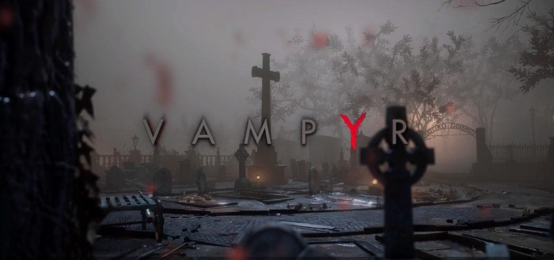 Vampyr recenzia titulka