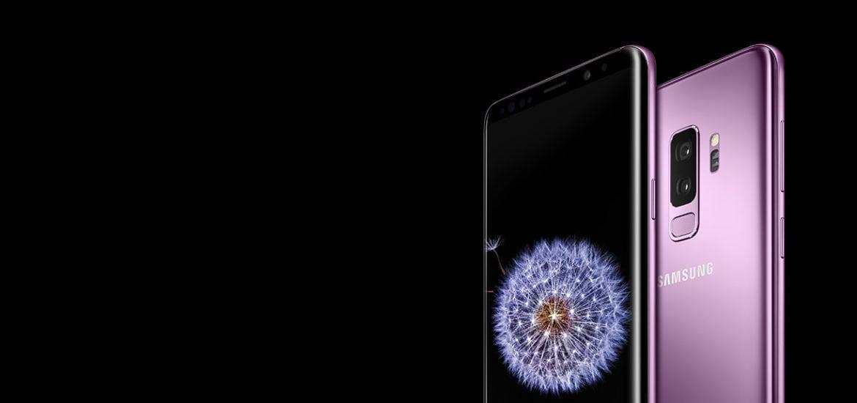 Samsung Galaxy S9+ recenzia titulka