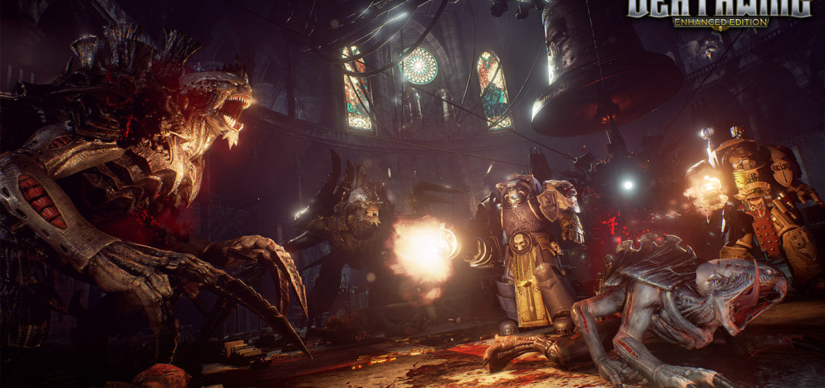 Space Hulk: Deathwing Enhanced Edition titulka