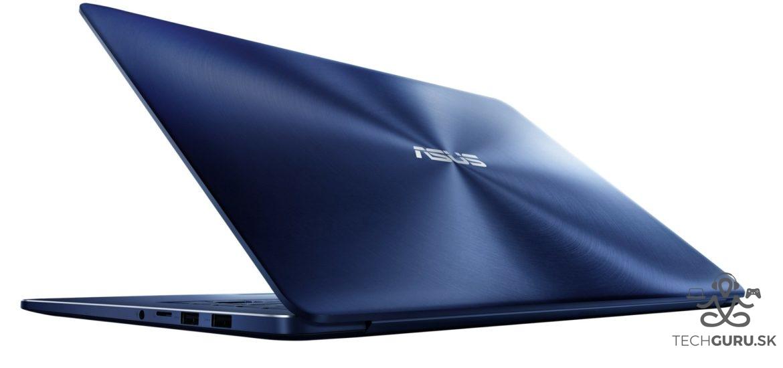 Asus ZenBook UX550V titulka