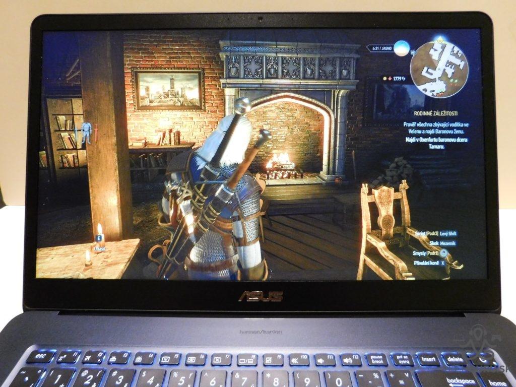 ZenBook Pro UX550V recenzia 12