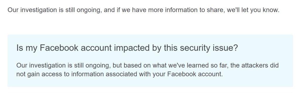 Facebook hacknutý