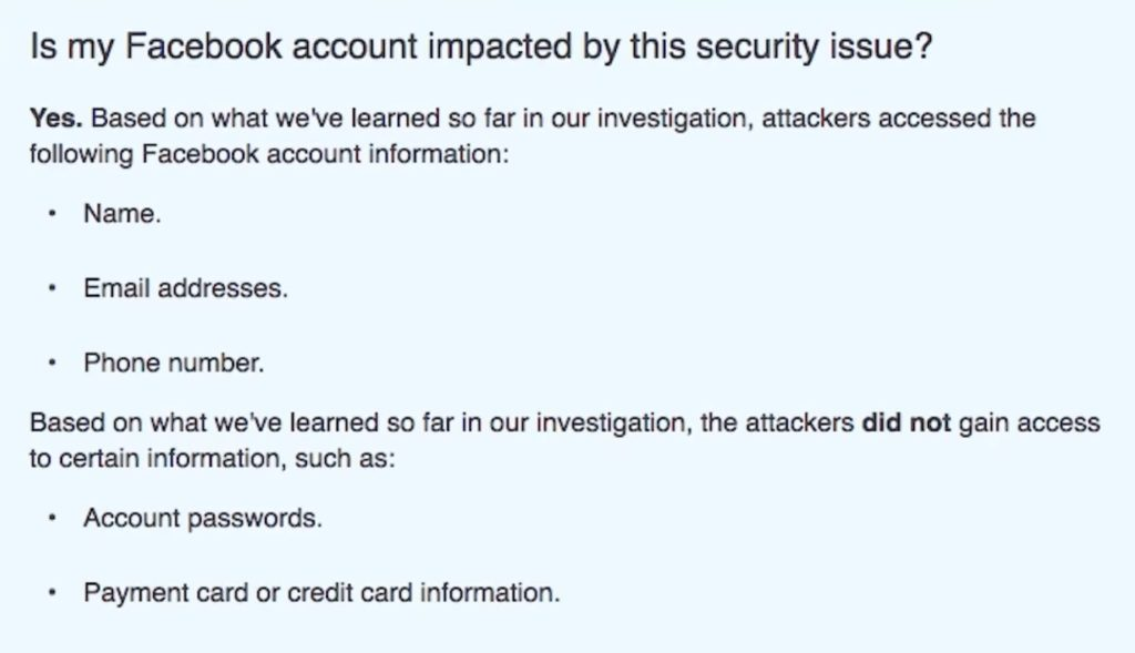 Facebook hacknutý 2