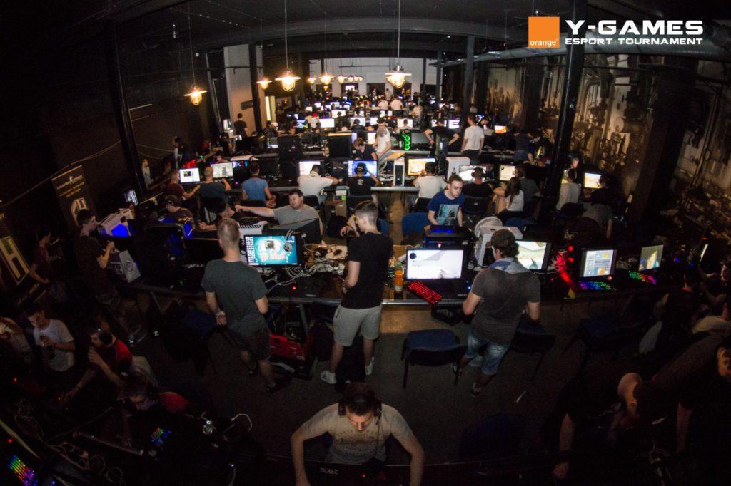 Y-Games 2018