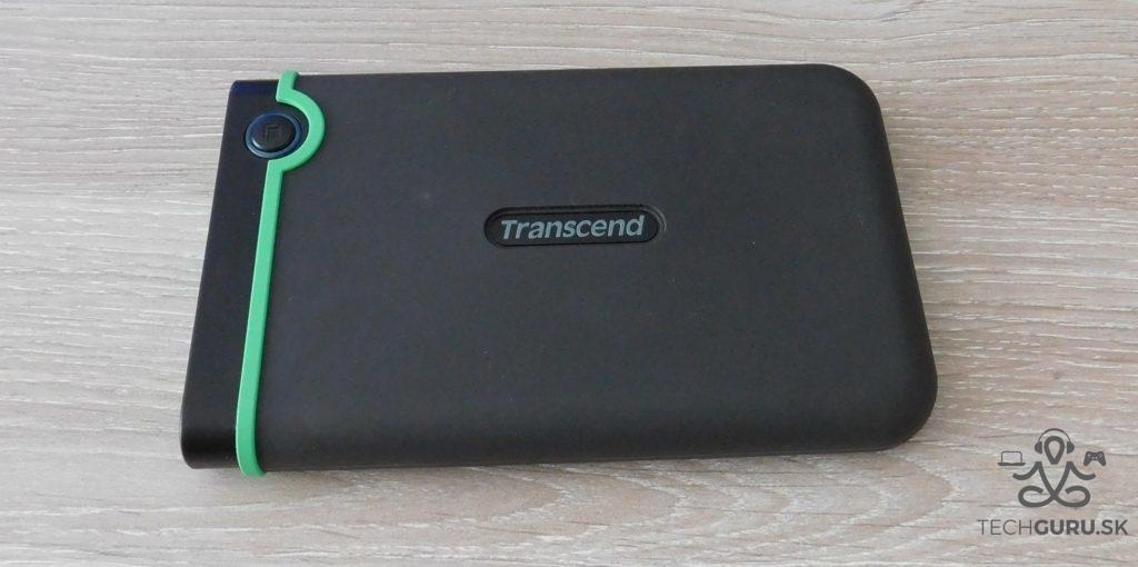 Transcend StoreJet 25M3 2TB recenzia