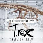 T. Rex: Skeleton Crew titulka