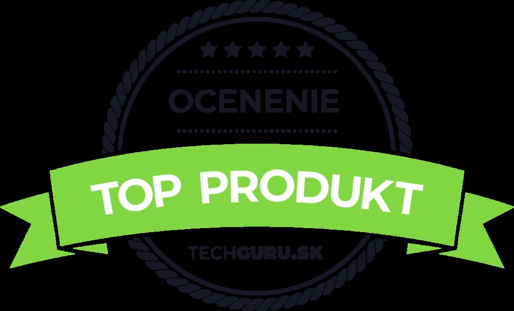TechGuru ocenenie TOP produkt