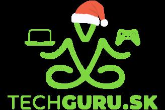 TechGuru.sk vianočné logo
