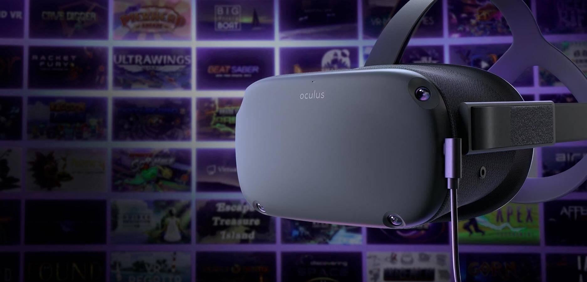 Oculus láme rekordy Oculus Rift