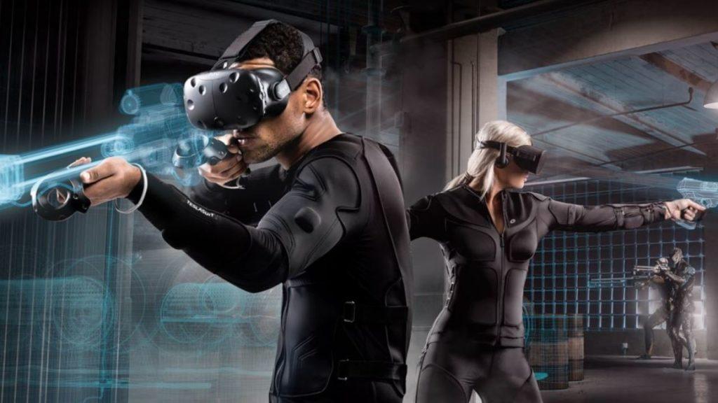 Virtuálna realita 2020