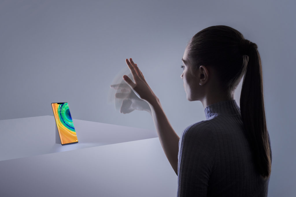 Huawei Mate 30 Pro gestá