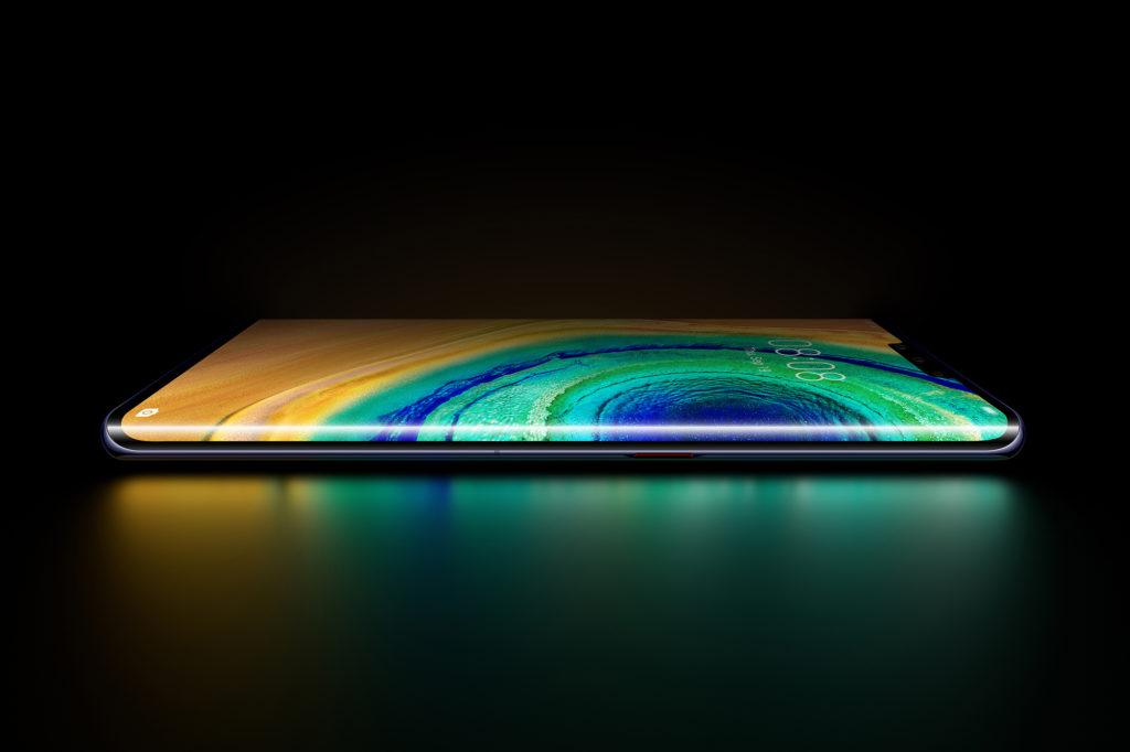 Huawei Mate 30 Pro horizontal