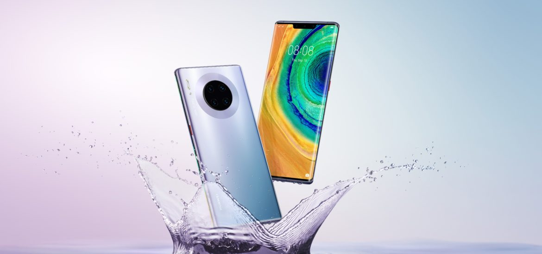 Huawei Mate 30 Pro titulka