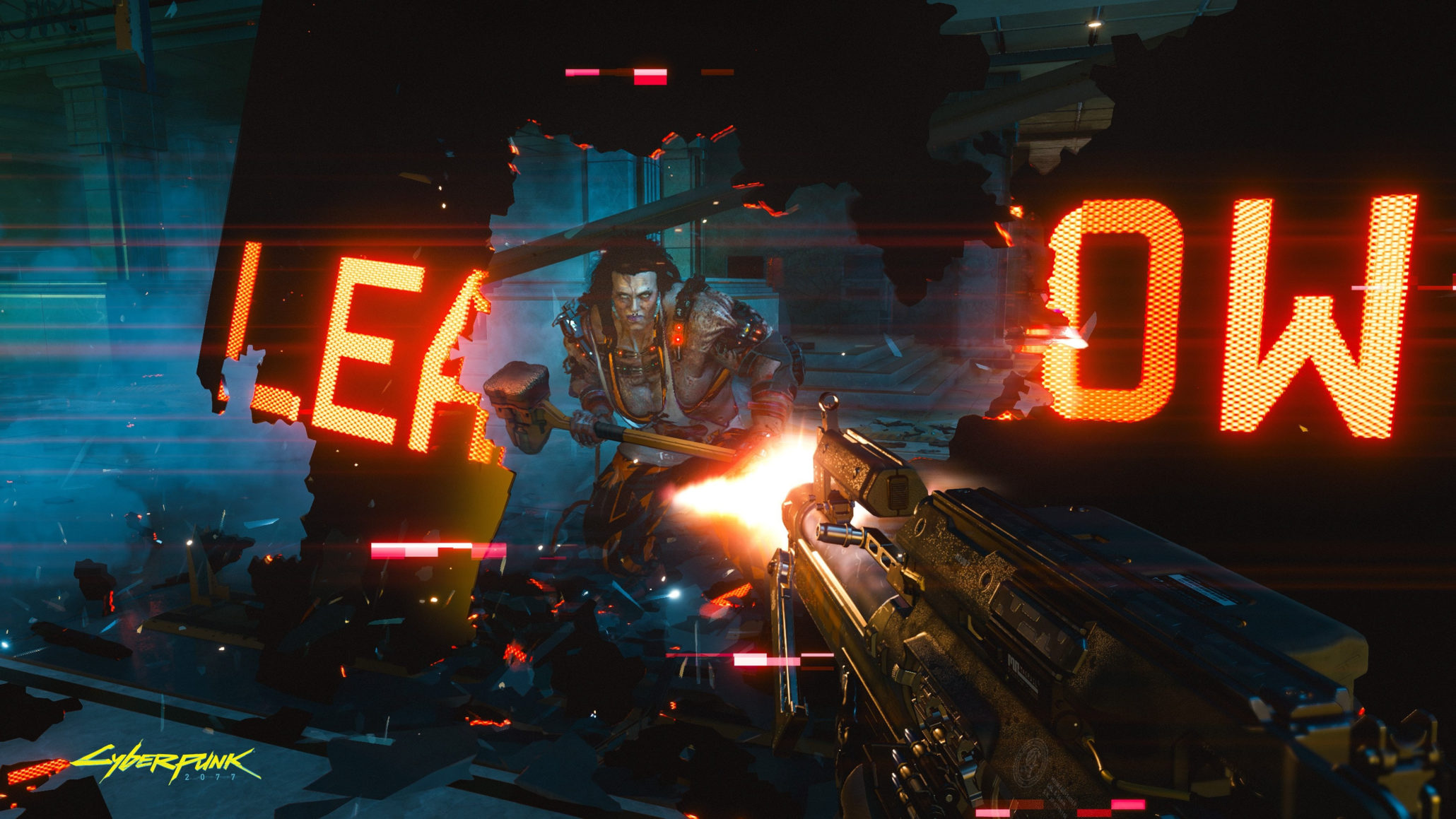 Boj v Cyberpunku