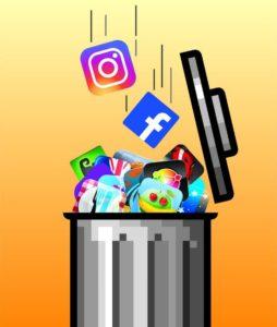 Digitálny detox delete apps