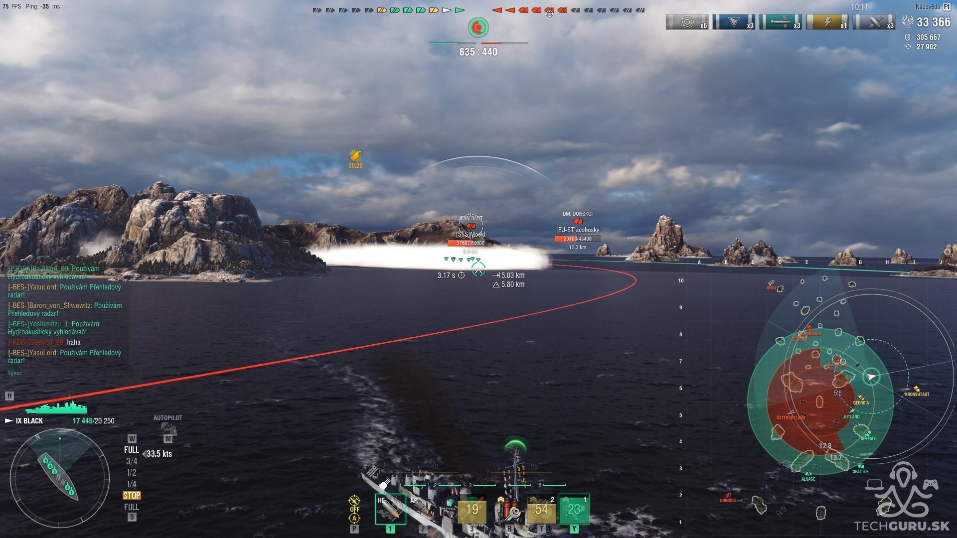 Komunita World of Warships hledá nové členy 01