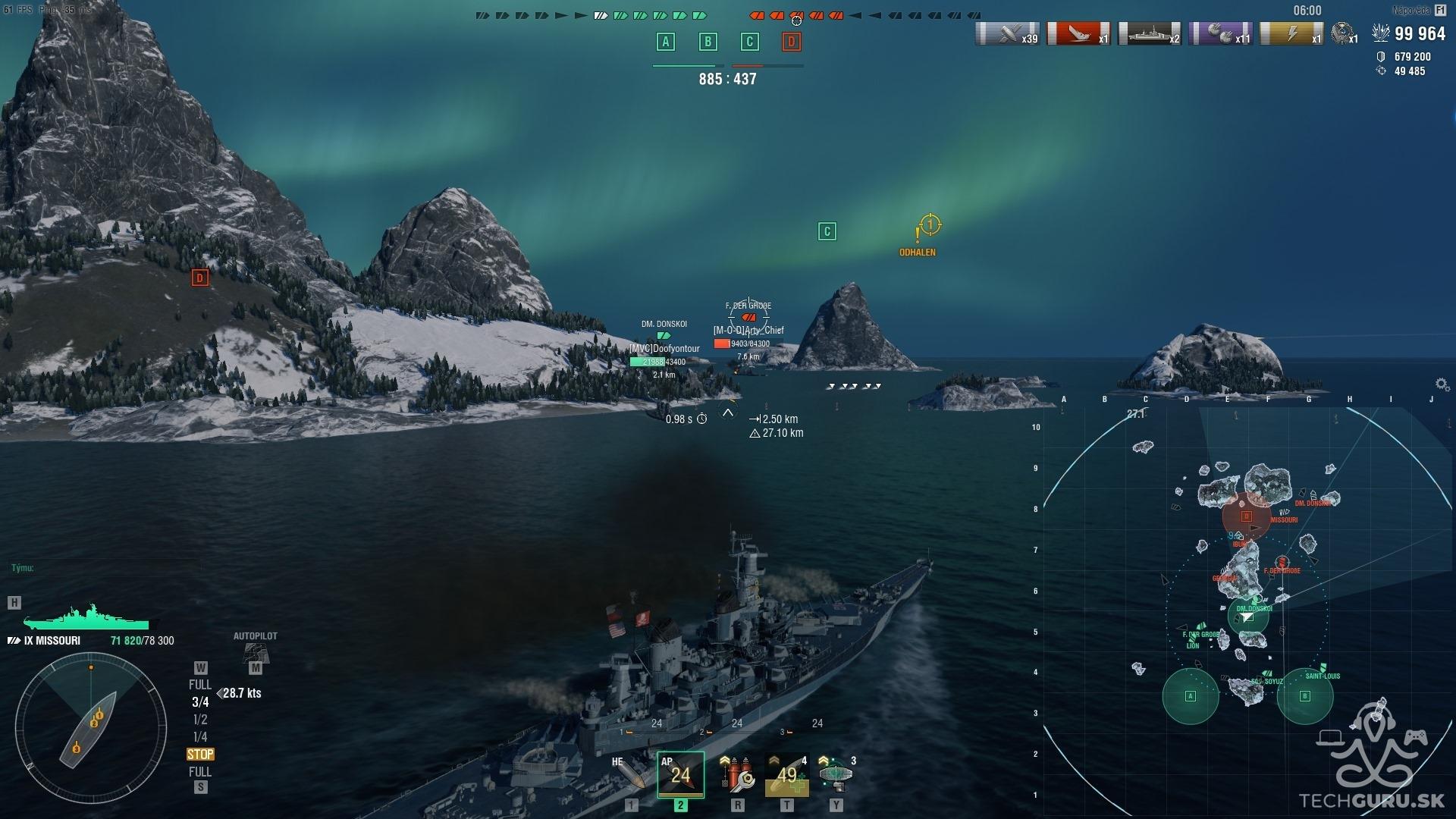 Komunita World of Warships hledá nové členy 02