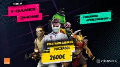 Y-Games @Home: Tentokrát sa zahráme doma titulka