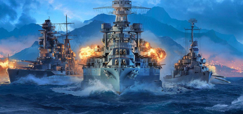 Komunita World of Warships hledá nové členy titulka