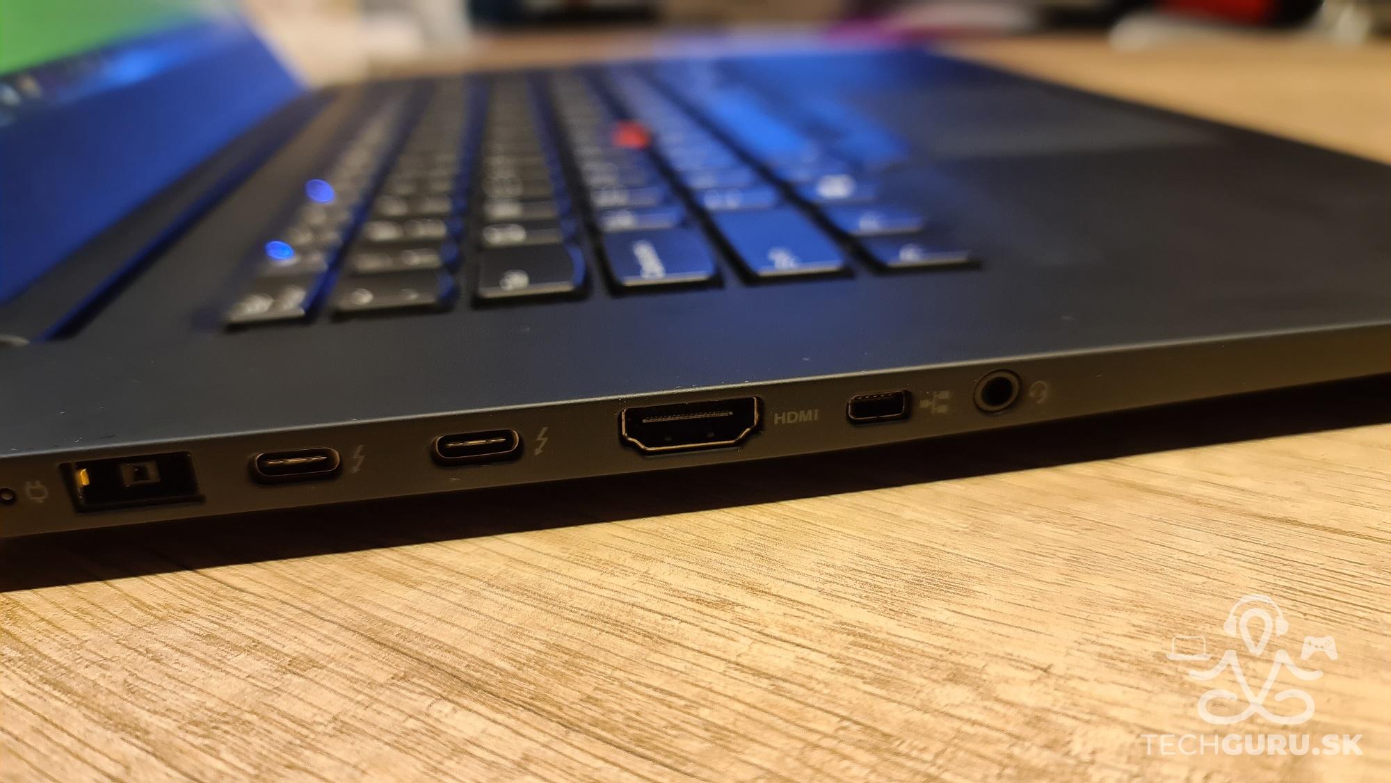 Lenovo ThinkPad X1 Extreme Gen 2 recenzia 05