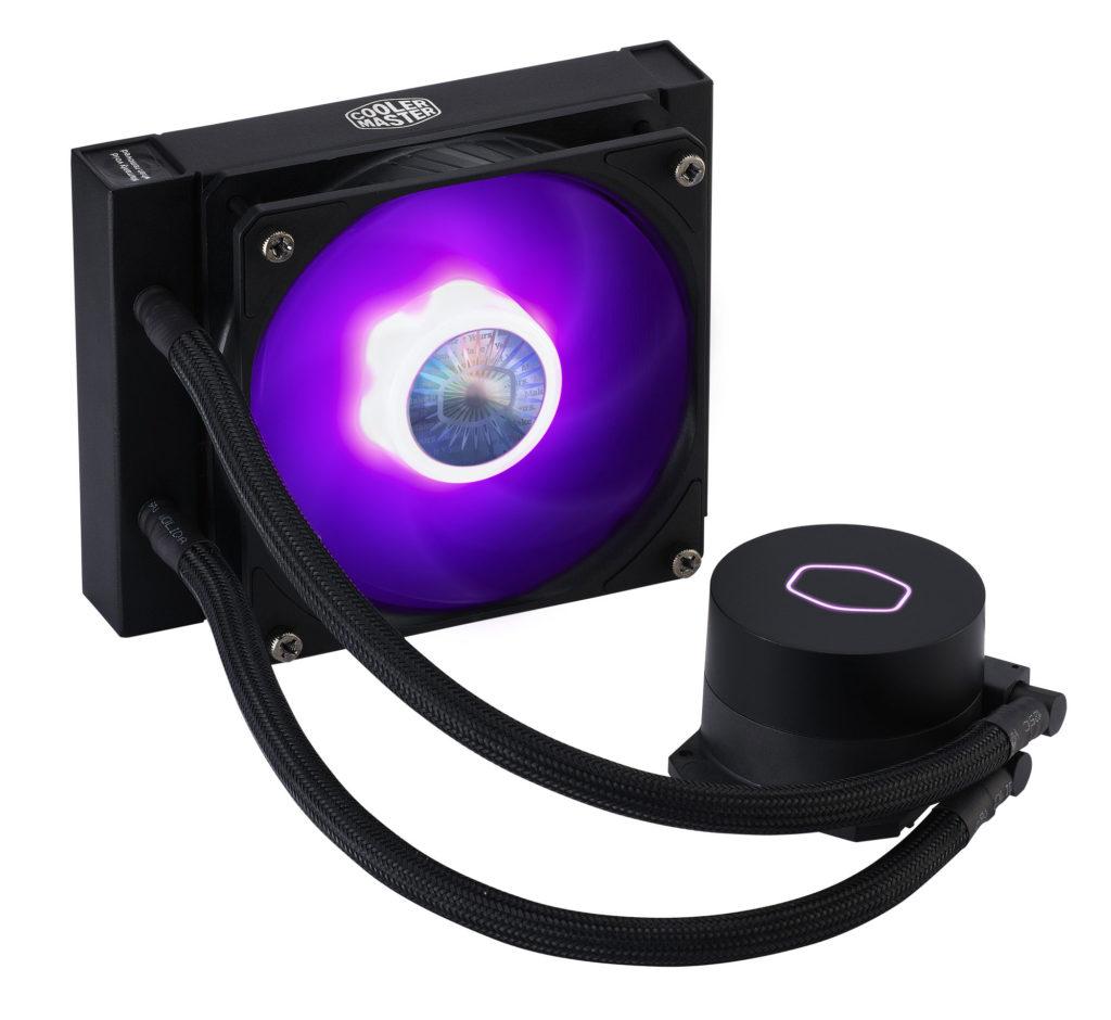 AIO chlazení MasterLiquid ML120L/240L RGB 02