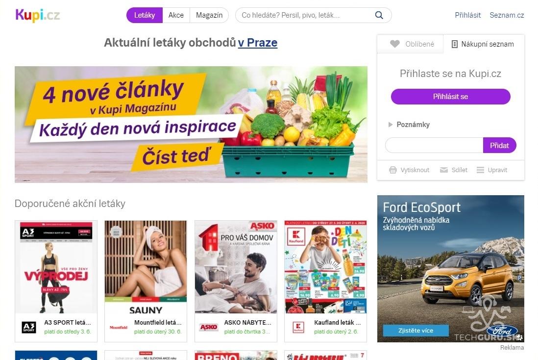 Web Kupi.cz