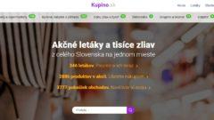 Kupino.sk titulka