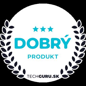 Ocenenie Dobry Produkt - TechGuru.sk