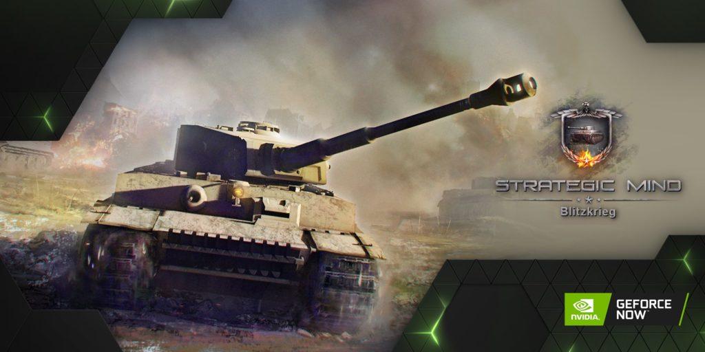 Strategic Mind Blitzkrieg GeForce NOW