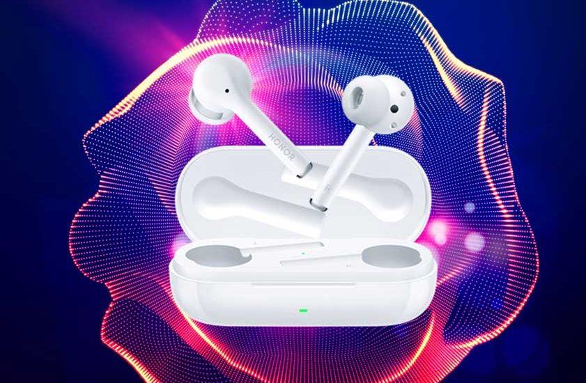 Jak funguje aktivní potlačení hluku u HONOR Magic Earbuds