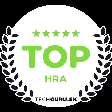 Ocenenie TOP hra TechGuru.sk