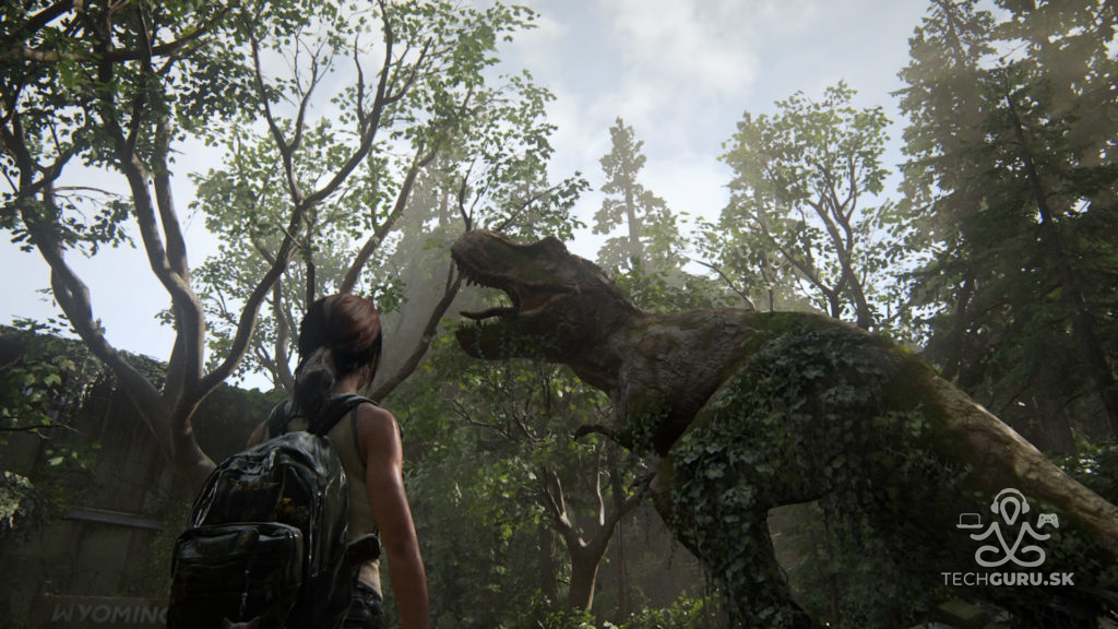 The Last of Us: Part II screenshot TechGuru.sk