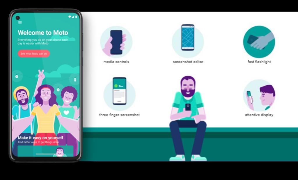Zlepšite otcovi život pomocou 5 tipov od Motorola