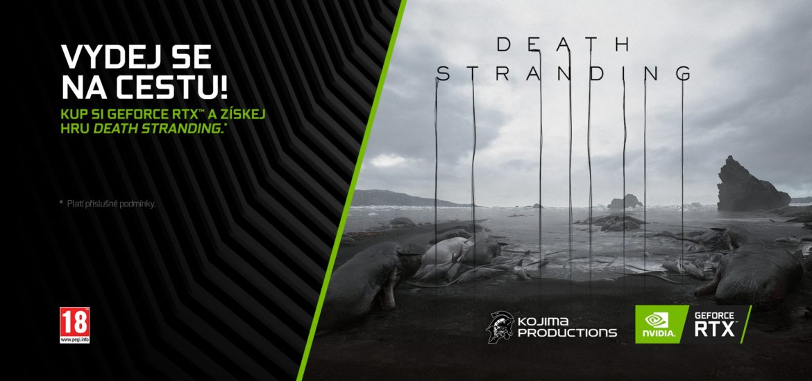 Death Stranding GeForce RTX