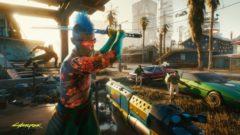 Cyberpunk 2077 sa predvádza v nových videách