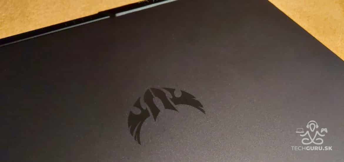 ASUS TUF Gaming A15 preview recenzia titulka