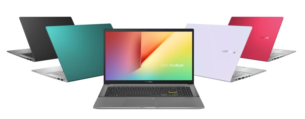 ASUS sa vracia do školy s notebookmi VivoBook