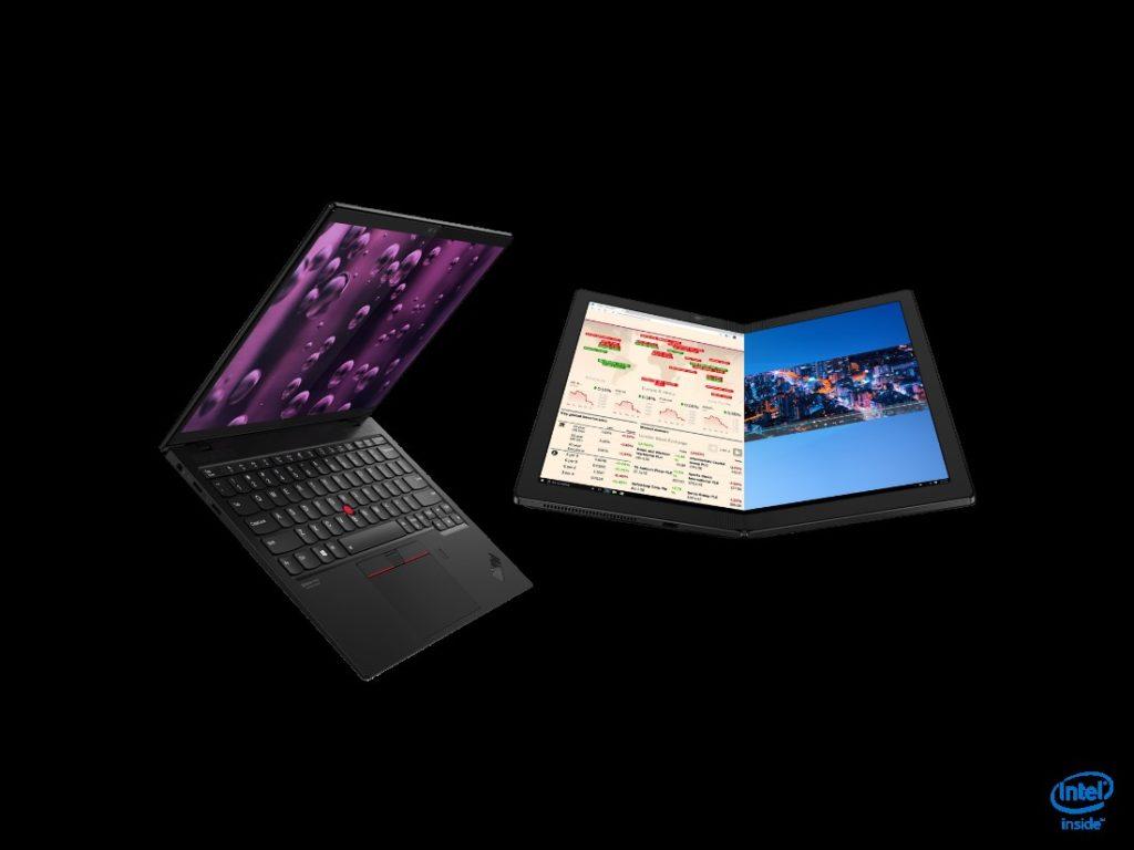 ThinkPad X1 Nano váži pod 1kg a X1 Fold je skladací