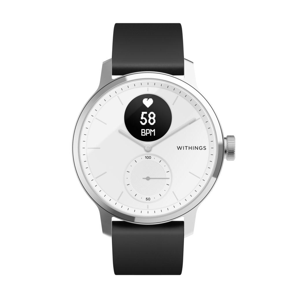 Hybridní hodinky Withings ScanWatch míří na slovenský trh