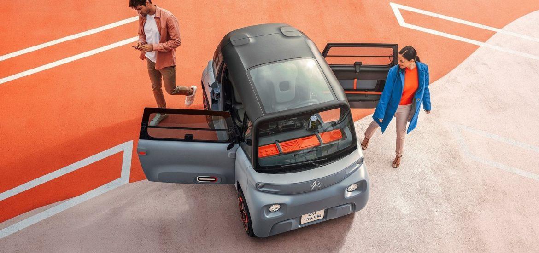 Citroën Ami je elektromobil za 7 300€ pre mladých