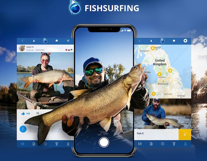 Do českej apky Fishsurfing vložili milióny korún