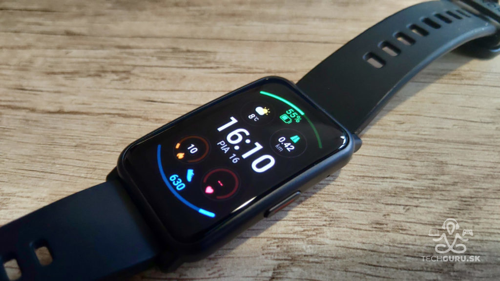 HONOR Watch ES - recenzia fitness hodiniek
