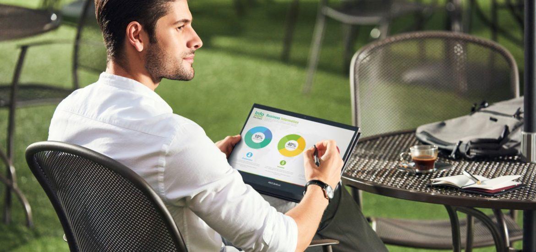 ASUS uvádza do predaja ZenBook Flip 13 UX363