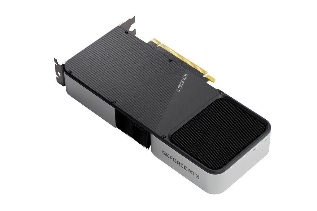 NVIDIA představuje prvního zástupce rodiny RTX 3060