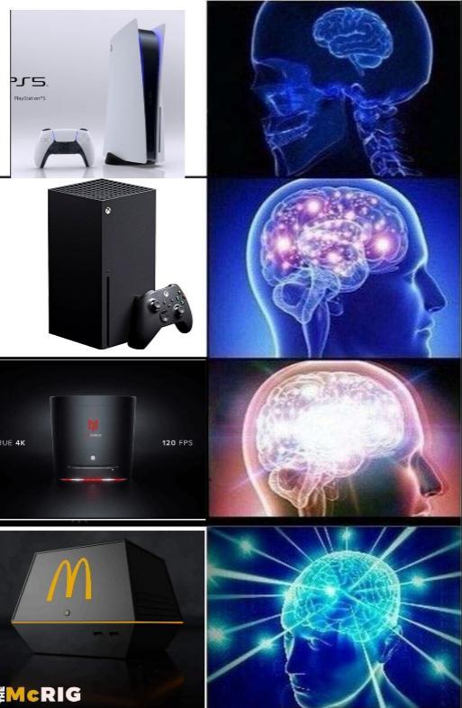 KFConsole VS McRig