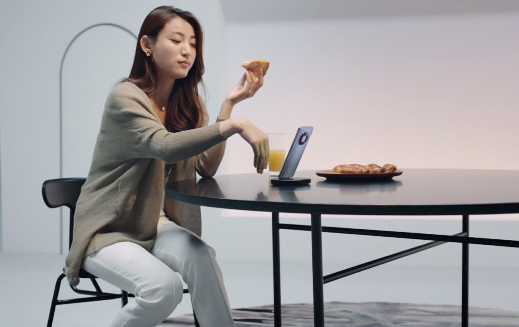 Huawei Mate 40 Pro môžete ovládať aj bez dotyku